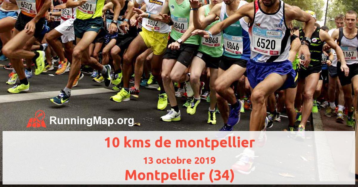 10 kms de montpellier