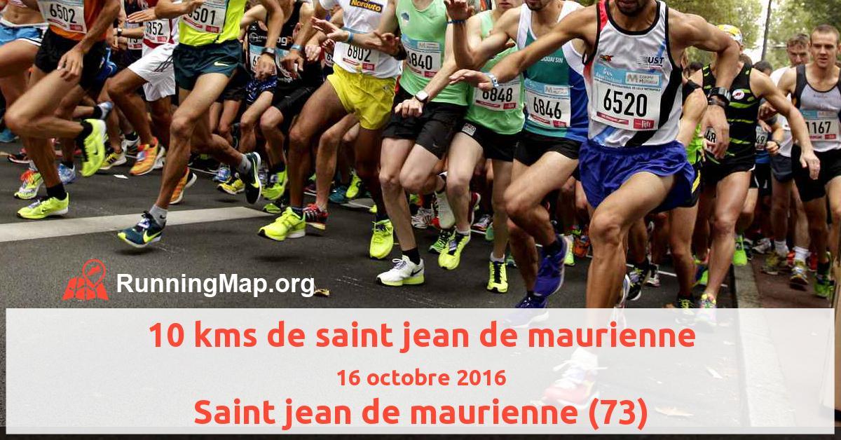 10 kms de saint jean de maurienne