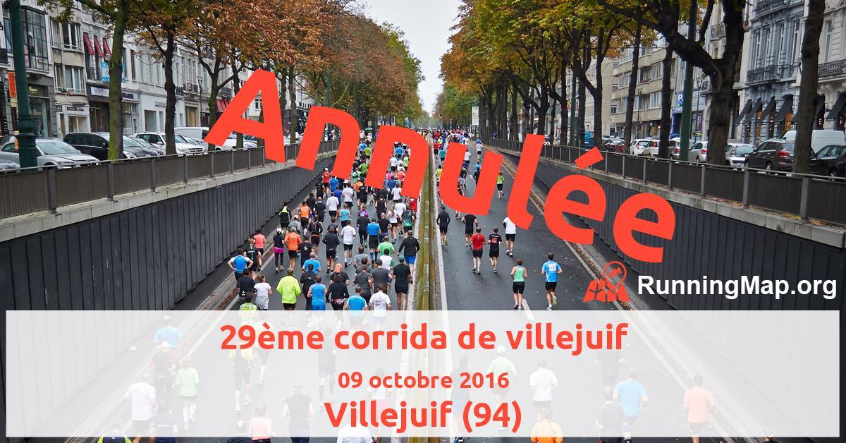 29ème corrida de villejuif