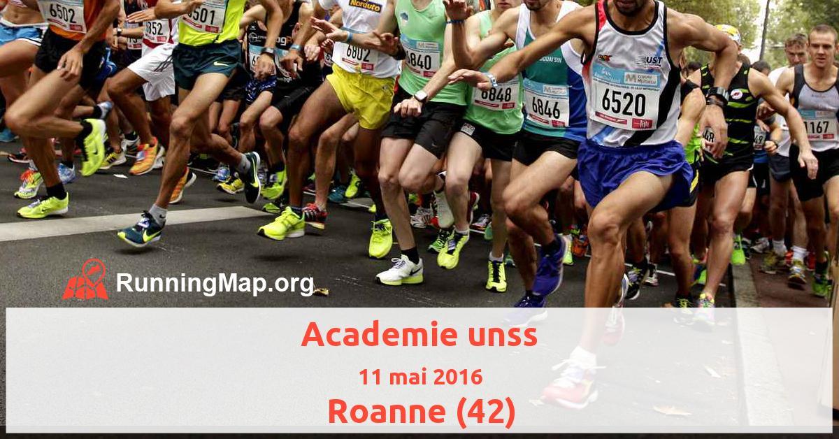 Academie unss
