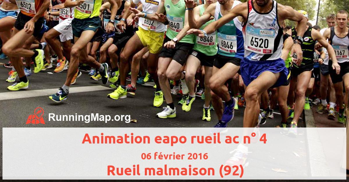Animation eapo rueil ac n° 4