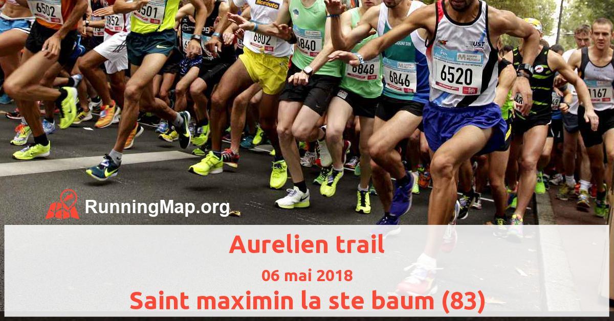 Aurelien trail