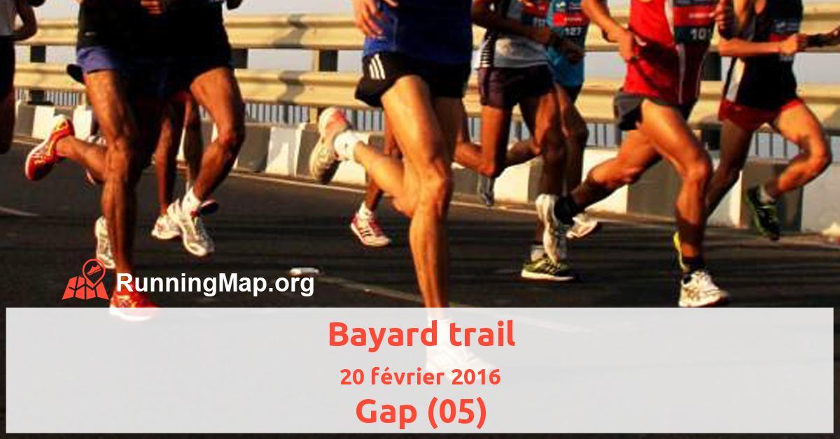 Bayard trail