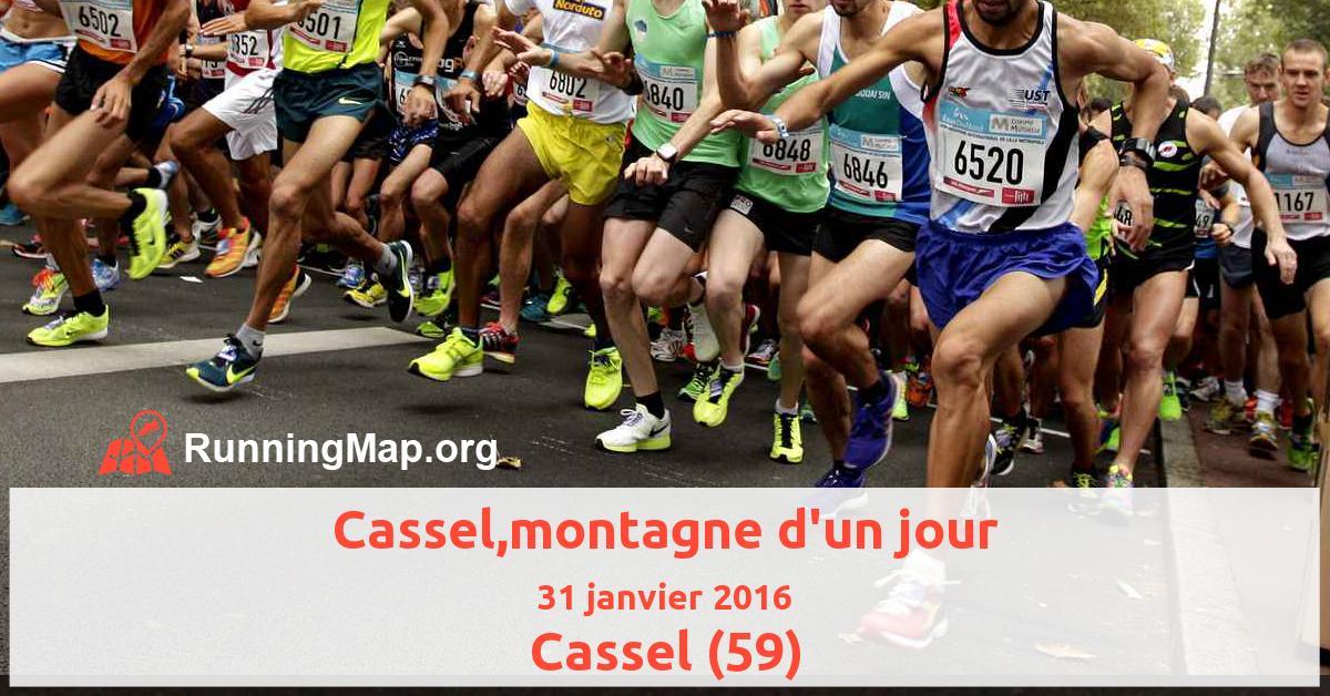 Cassel,montagne d'un jour