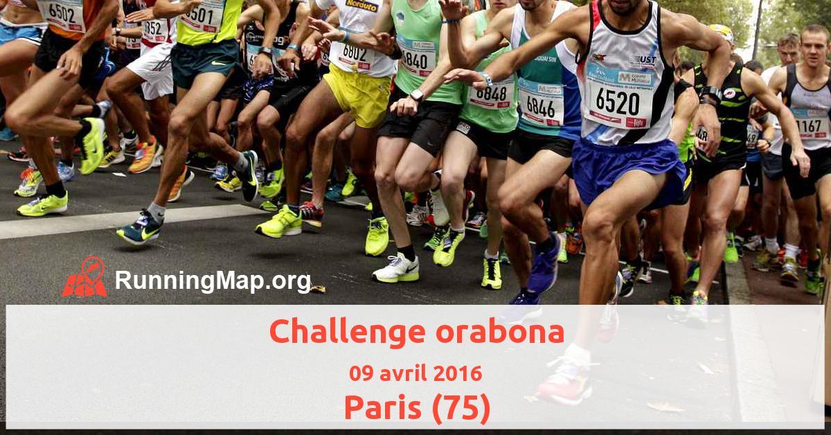Challenge orabona