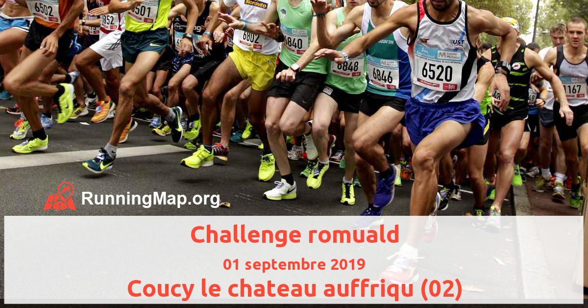 Challenge romuald