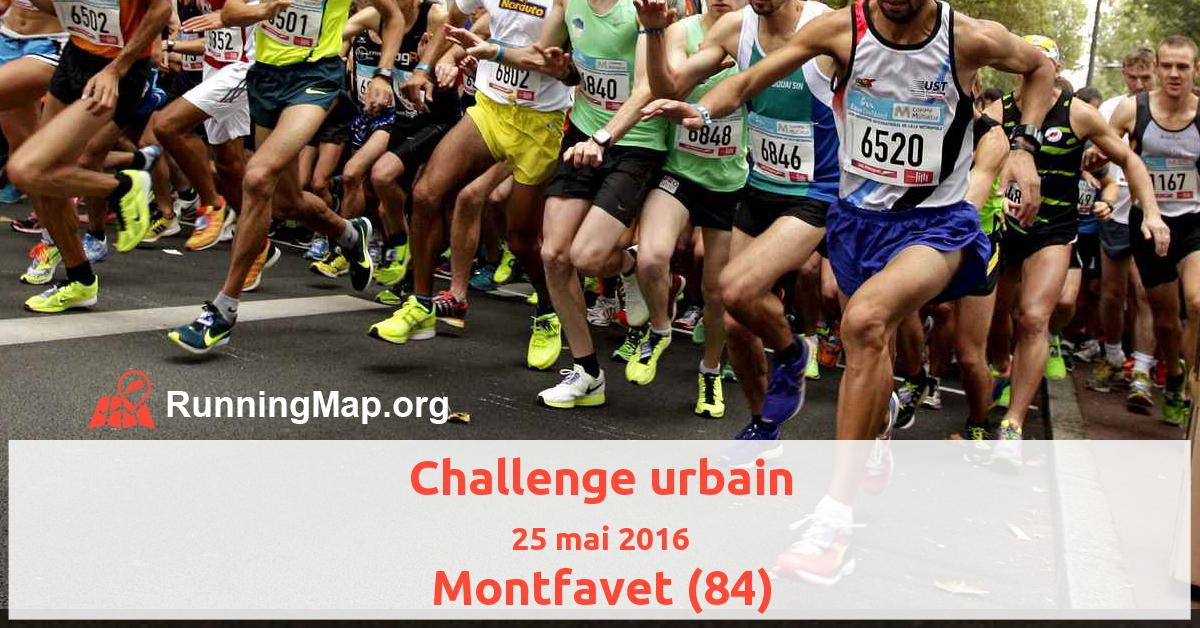 Challenge urbain