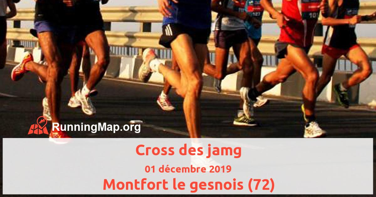 Cross des jamg