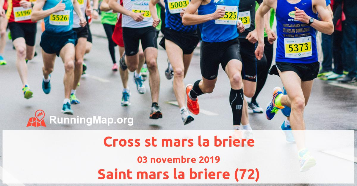Cross st mars la briere