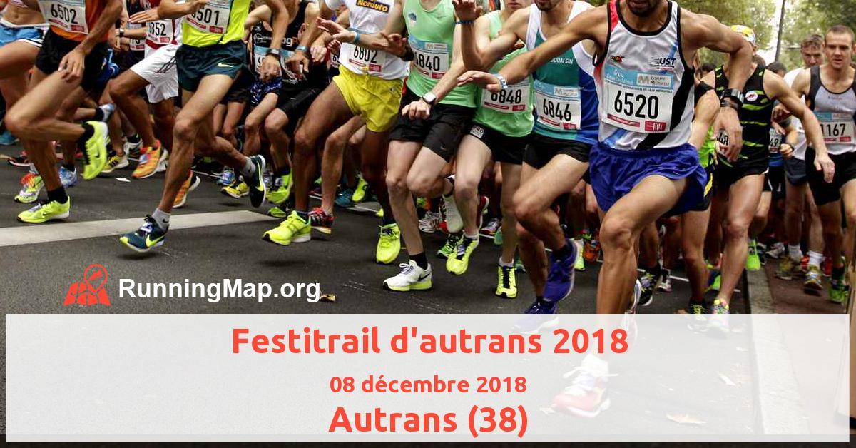 Festitrail d'autrans 2018