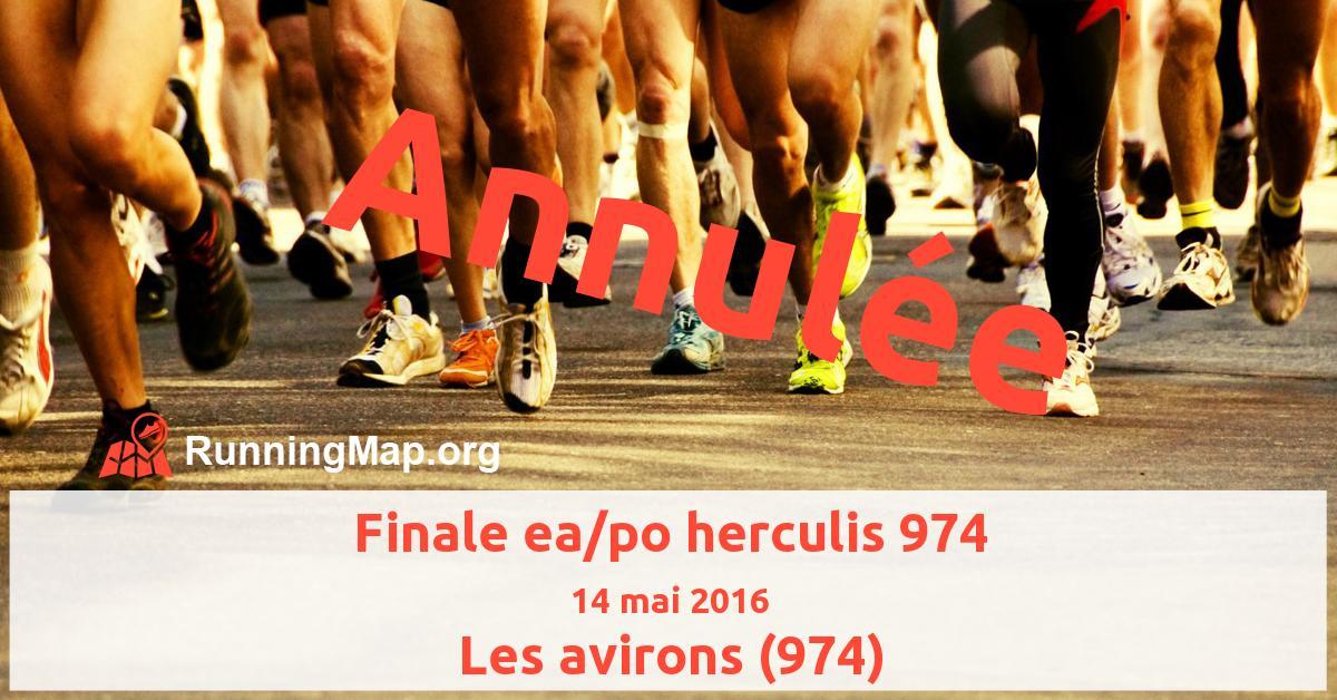 Finale ea/po herculis 974
