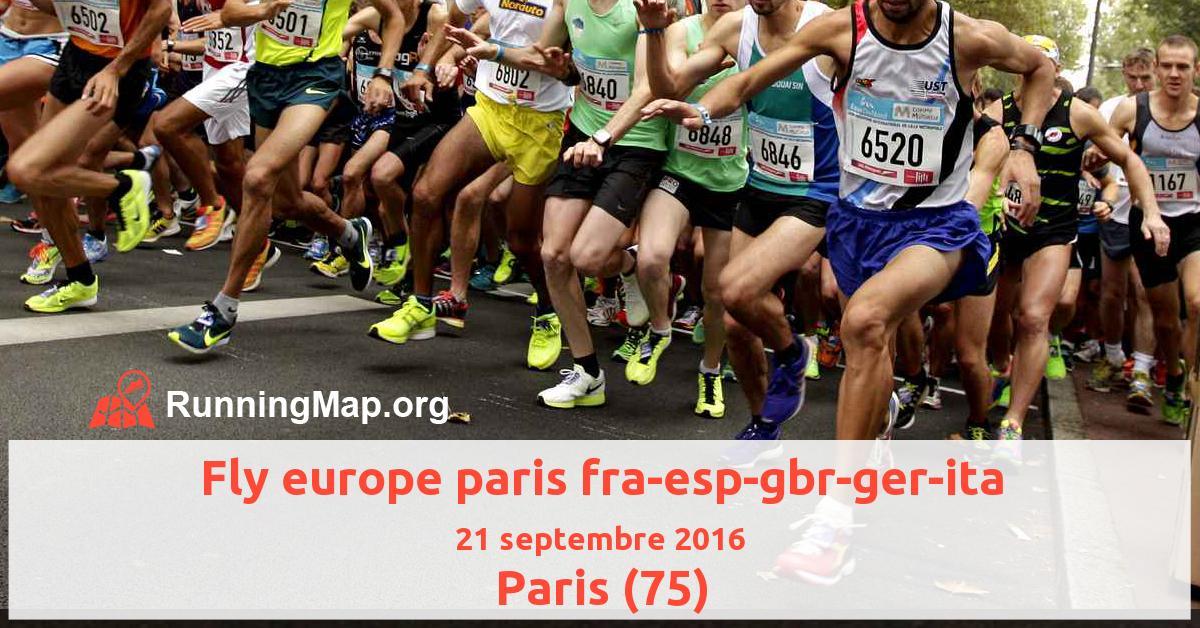Fly europe paris fra-esp-gbr-ger-ita