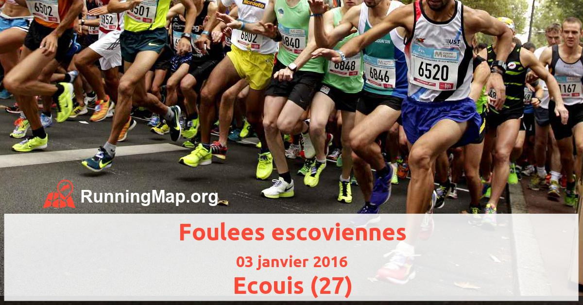 Foulees escoviennes