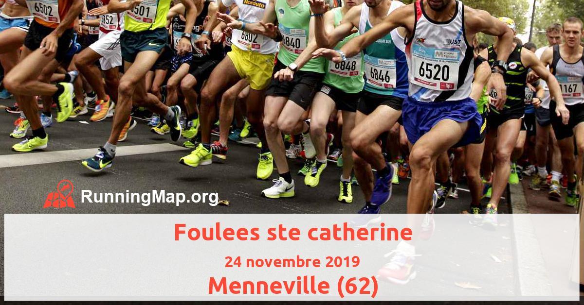 Foulees ste catherine