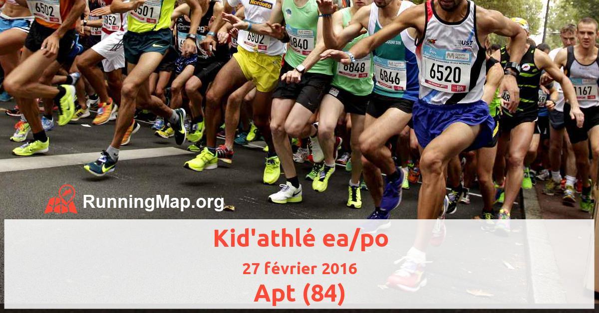 Kid'athlé ea/po