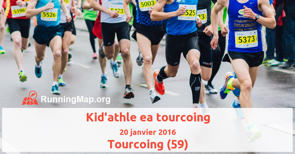Kid'athle ea tourcoing