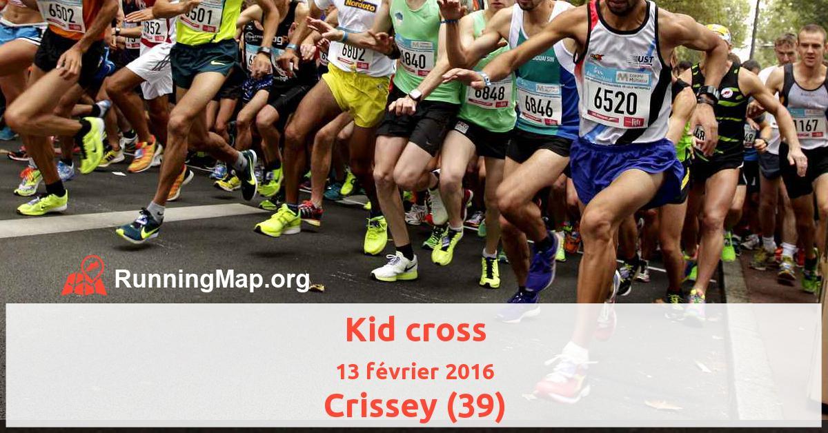 Kid cross