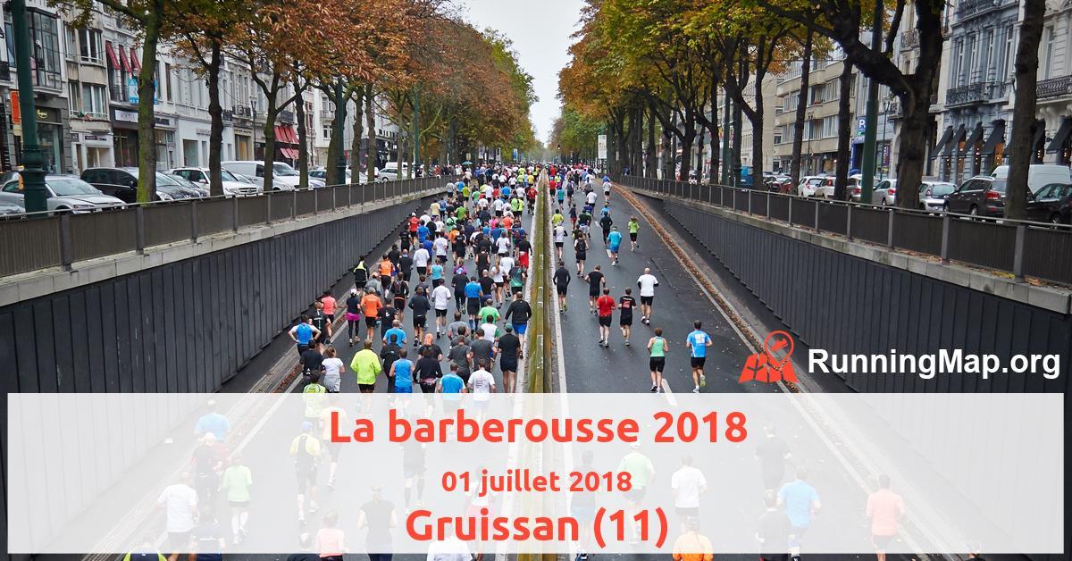 La barberousse 2018