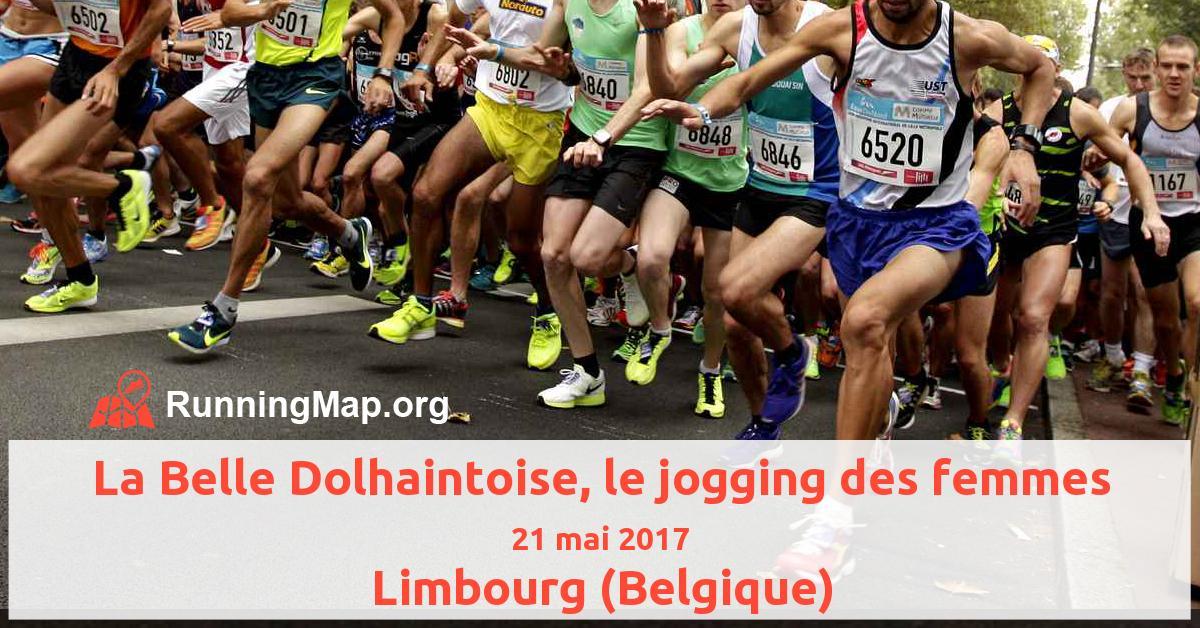 La Belle Dolhaintoise, le jogging des femmes