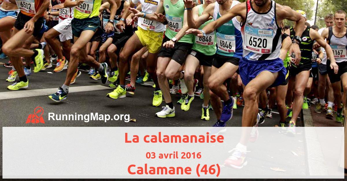 La calamanaise