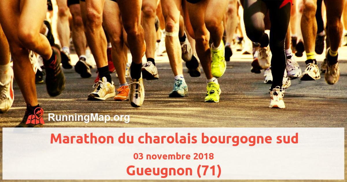 Marathon du charolais bourgogne sud
