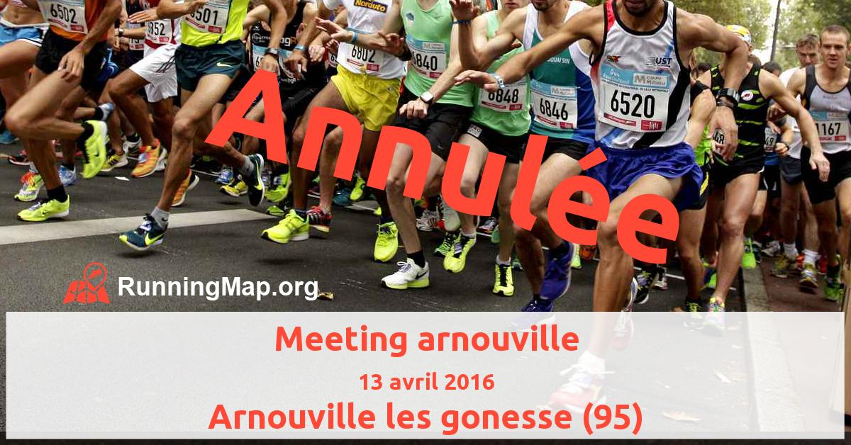Meeting arnouville