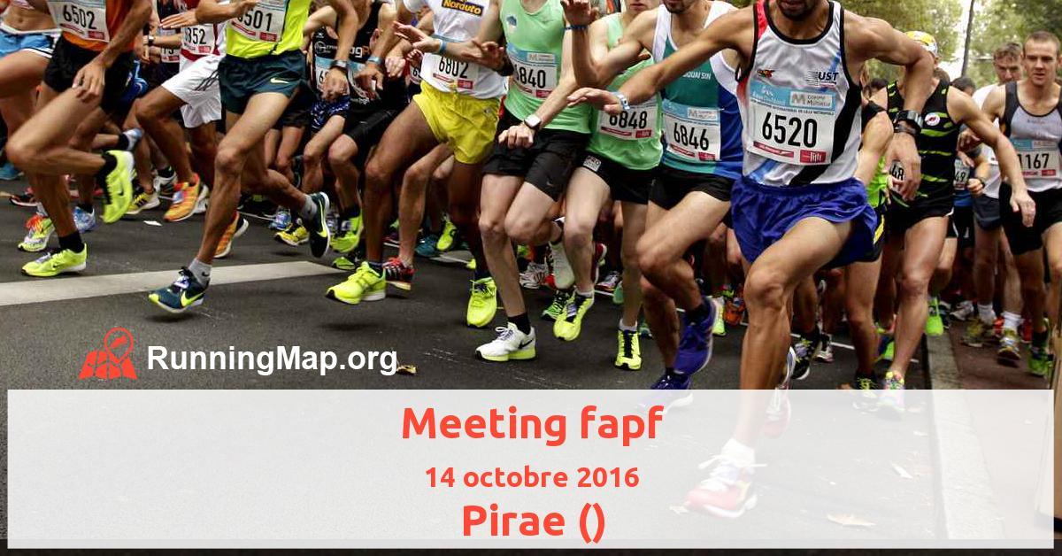 Meeting fapf