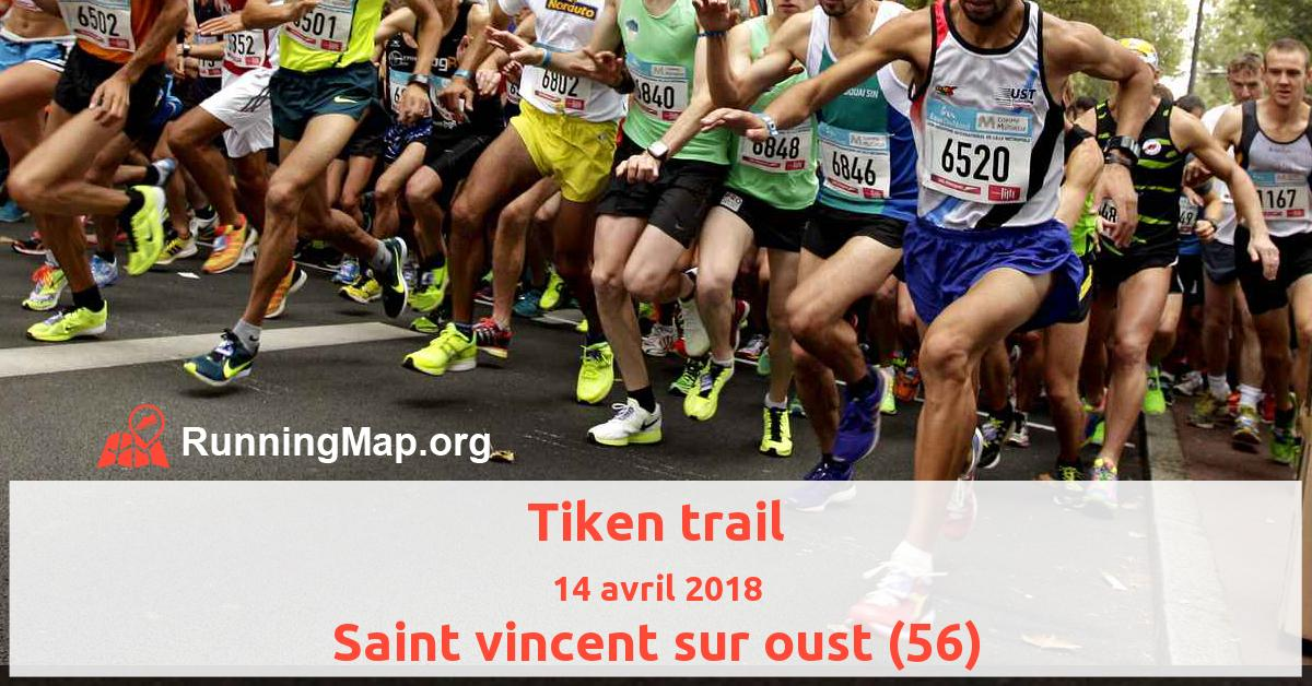 Tiken trail