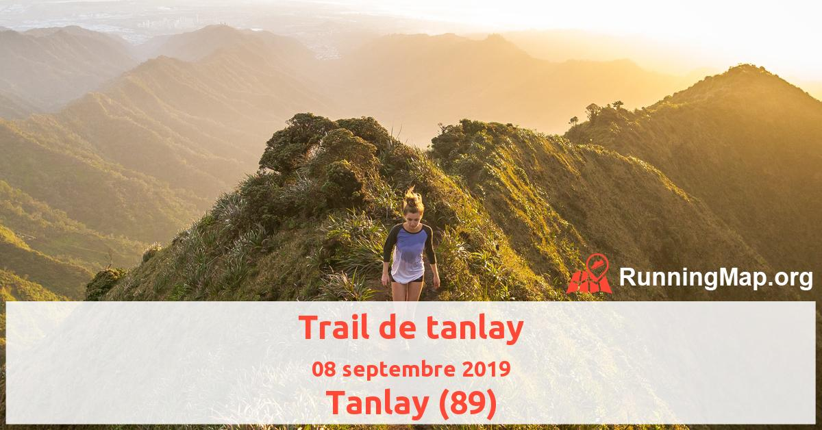 Trail de tanlay