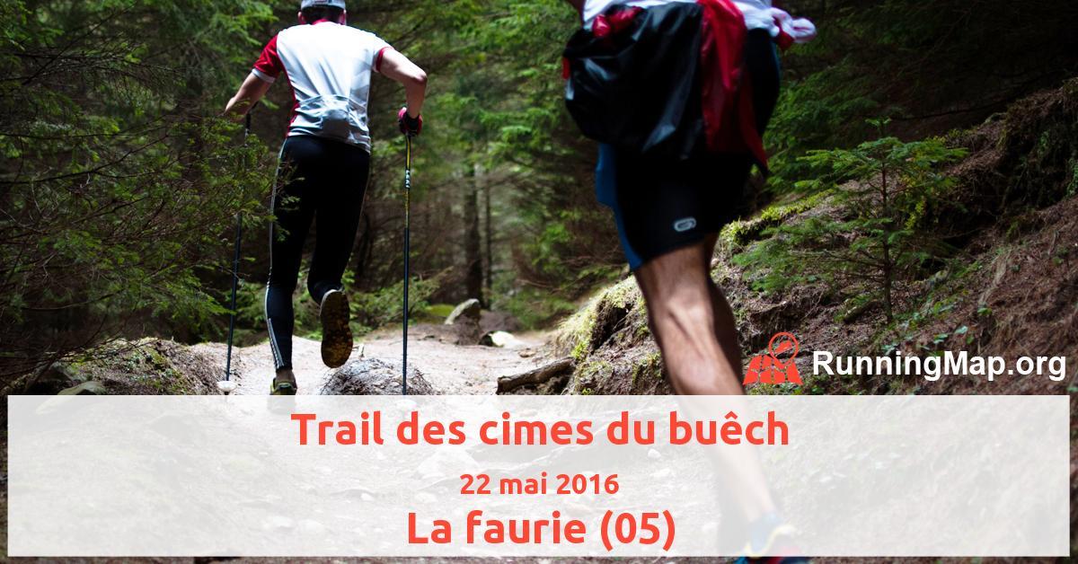 Trail des cimes du buêch