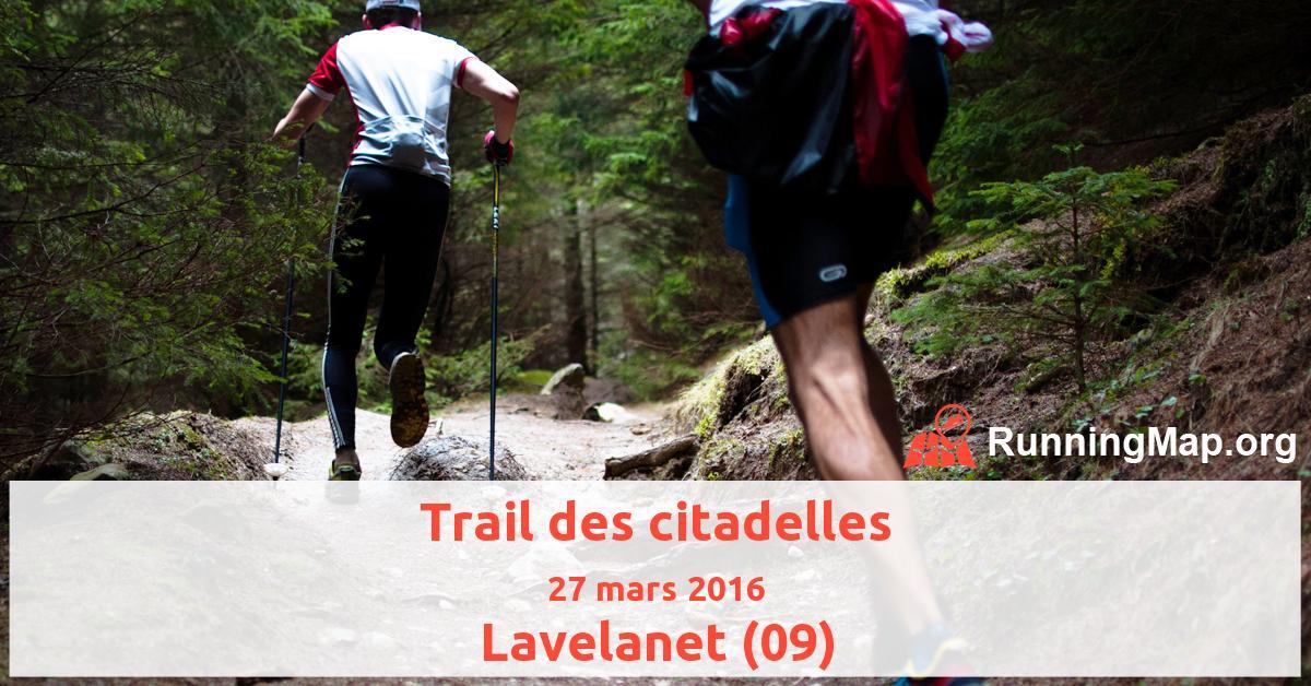 Trail des citadelles