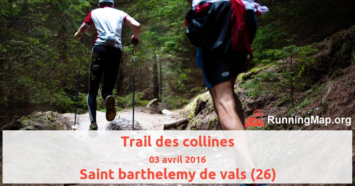 Trail des collines