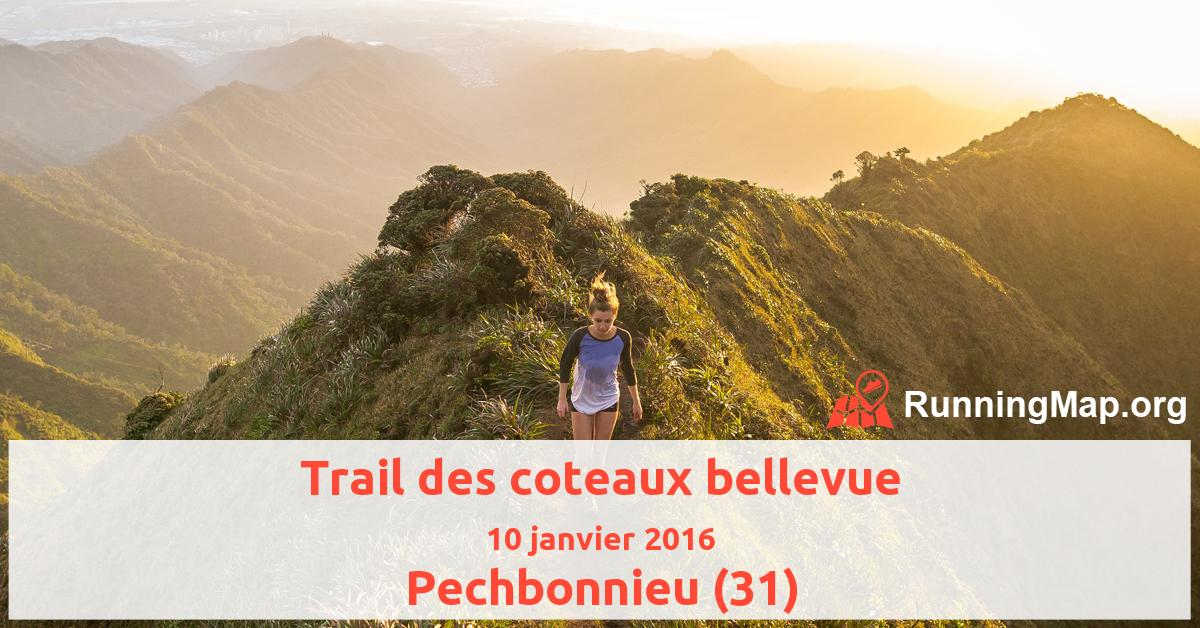 Trail des coteaux bellevue