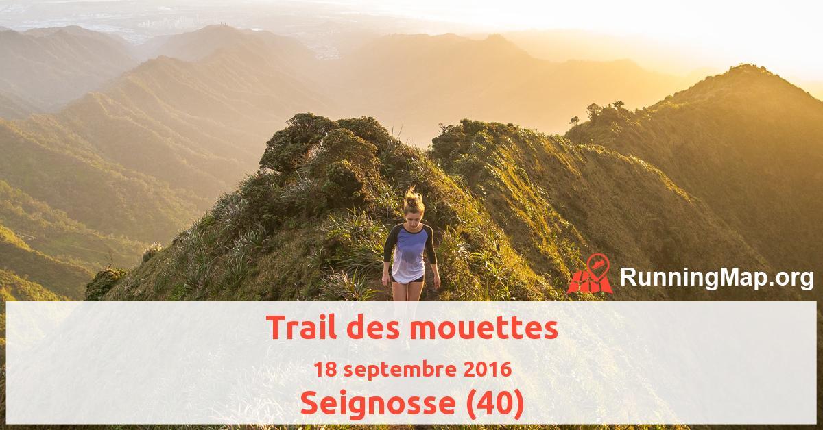 Trail des mouettes