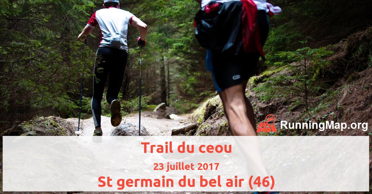 Trail du ceou