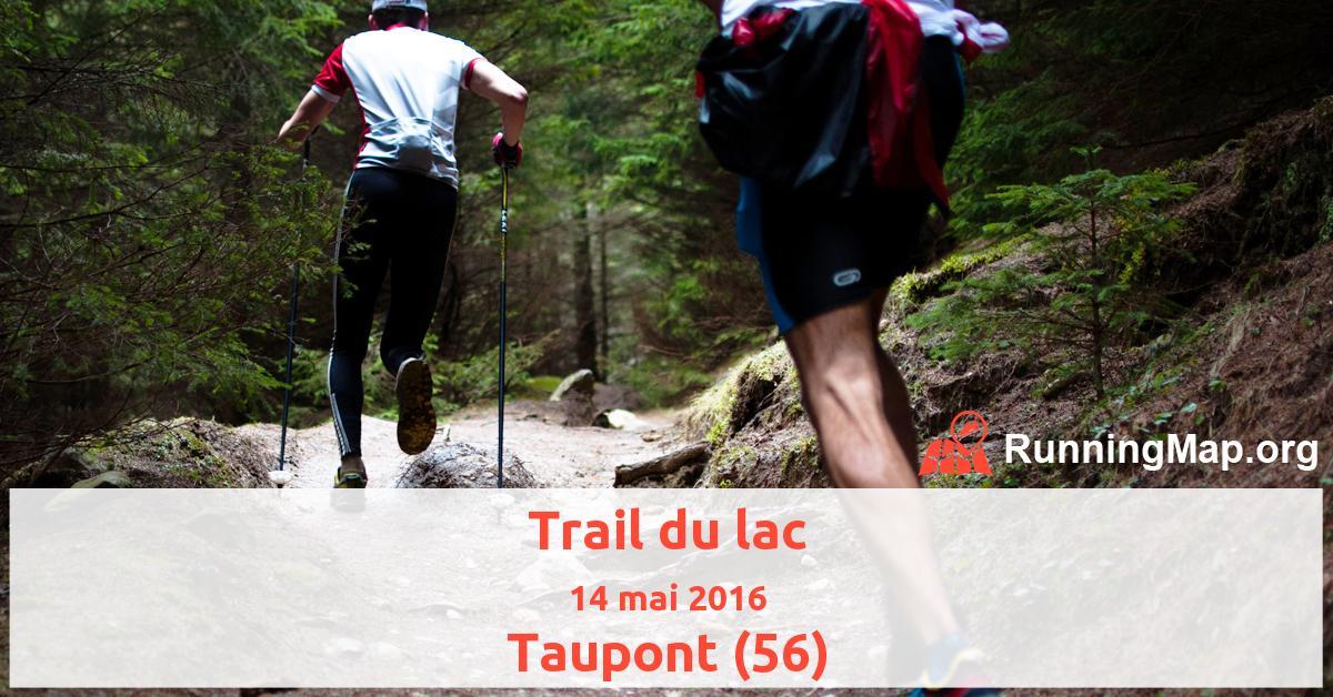 Trail du lac