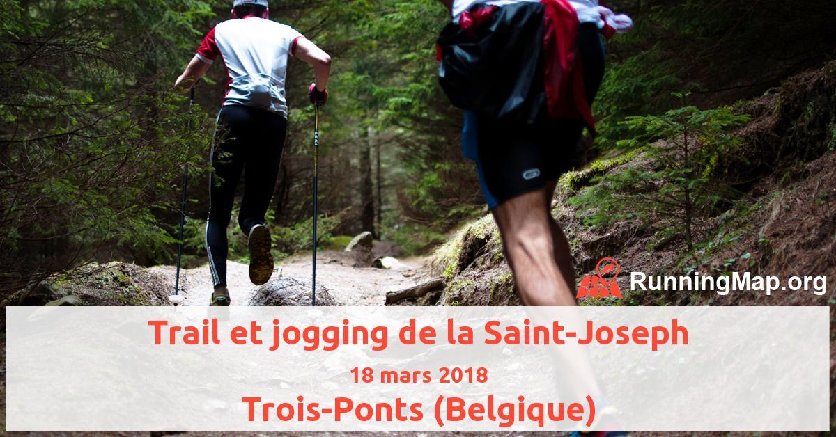 Trail et jogging de la Saint-Joseph
