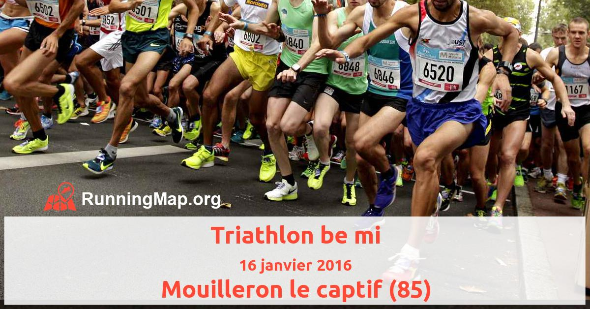 Triathlon be mi